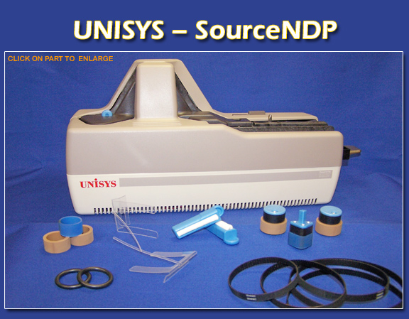 Unisys Source NDP Parts